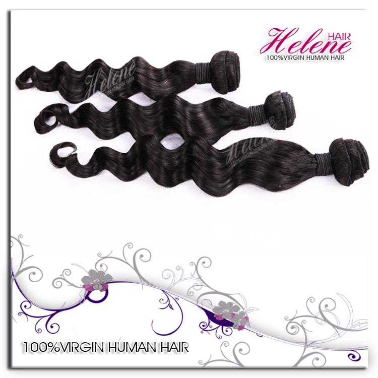 Best Unprocessed Virgin Brazilian Hair 3pcs Natural Color Brazilian Hair Weave Bundles Cheap Brazilian Loose Deep Virgin Hair<br><br>Aliexpress