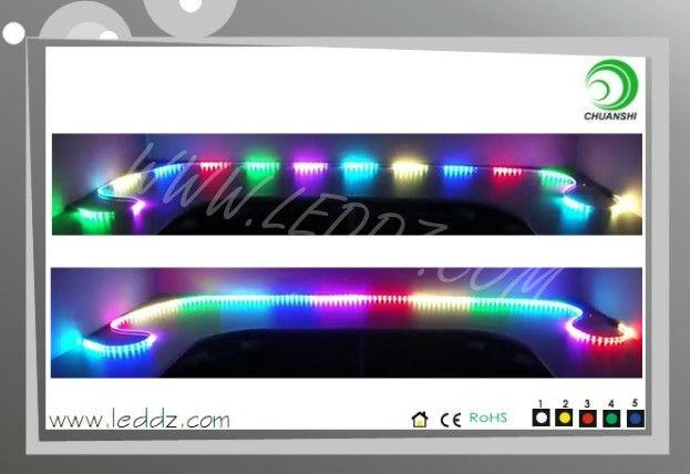 HL1606 Waterproof Digital RGB LED Strip(China (Mainland))