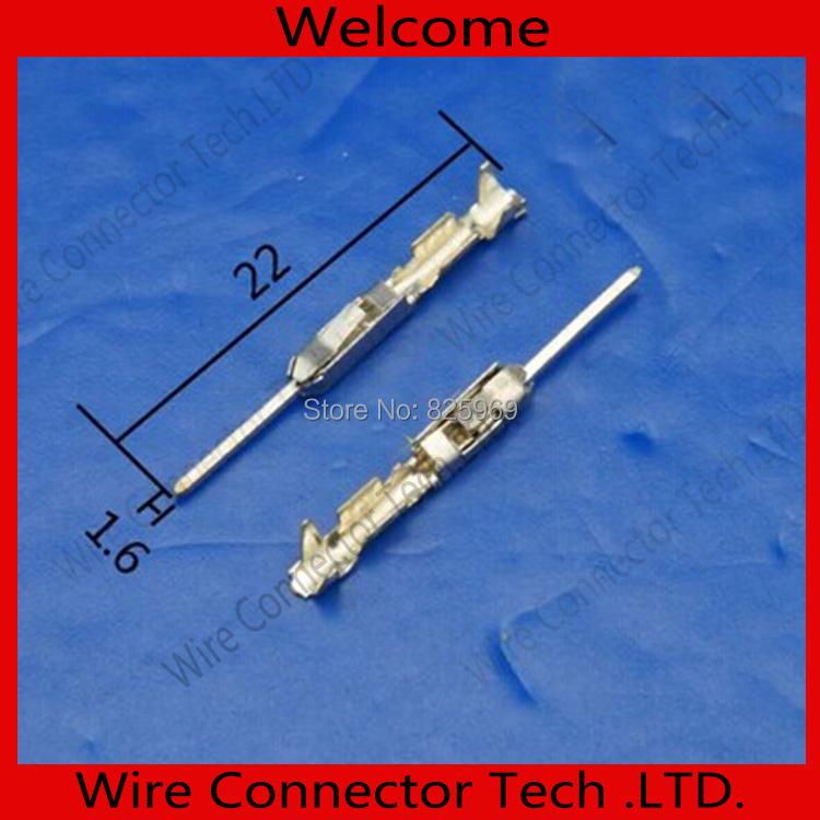 1000 pcs /lot DJ615B-0.6 Male Crimp terminal Connectors,DJ615B car terminals,car connector Spade terminal<br>