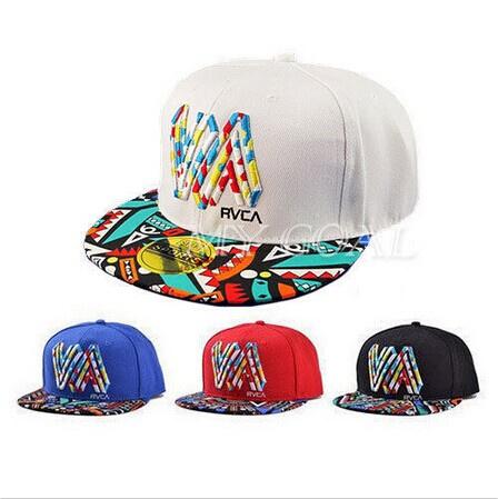 product Promotional New Outdoor Men Women Baseball Cap Sport Adjustable Caps Casual Male Female VA Snapback Hip-Hop Flat Hat 4 Colors
