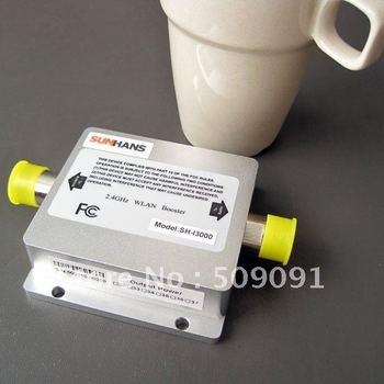 Direct Marketing 2.4G 3W Industry indoor (35dBm) WiFi Signal Booster indoor 3W Power Amplifier wifi booster/2.4G amplifier