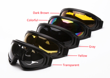 Outdoor Sport Cool Motocross ATV Dirt Bike Off Road Racing Goggles Motorcycle glasses Surfing Airsoft Paintball(China (Mainland))