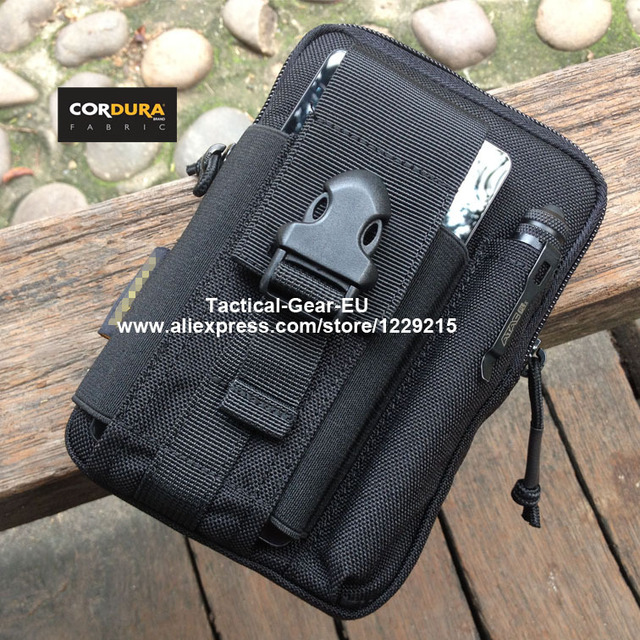 Спортивные тактический молл поясная сумка талии пакет военный телефон сумка для Iphone ...