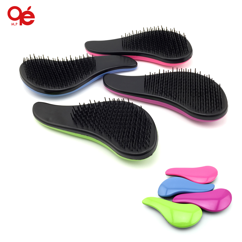 Head Scalp Massager Hair Brushes Hairbrushes Hair Brush Comb 3 colors RYP348 free shipping(China (Mainland))