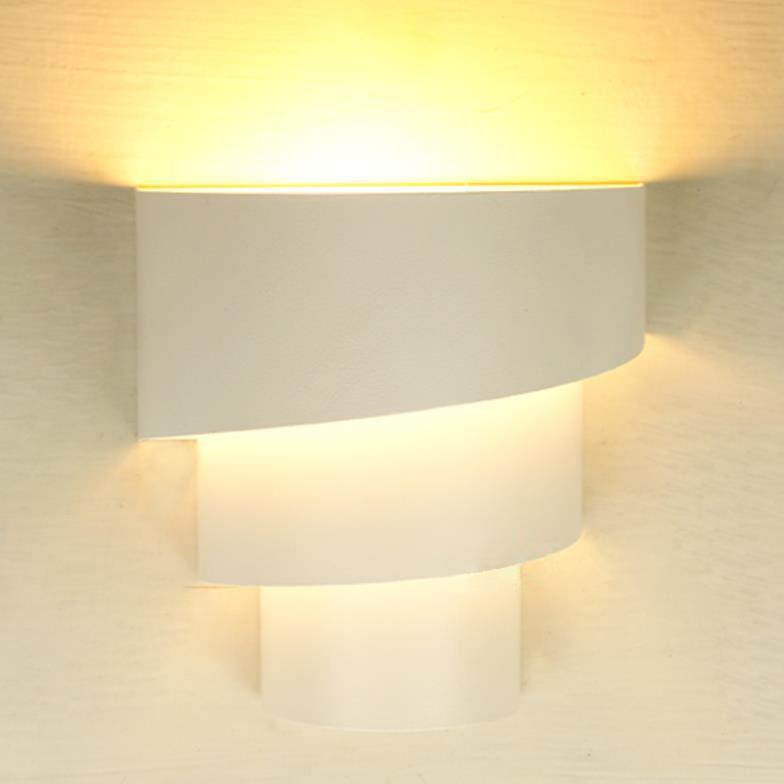 Small Indoor Wall Lamps : high quality indoor wall lamps iron light elegent decoration design light white or red color ...