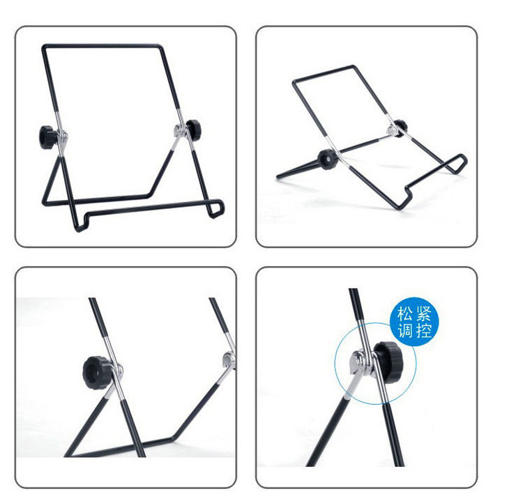 2015 4 10 4 inch pad new metal holder smart android Tablet bracket aluminum alloy for