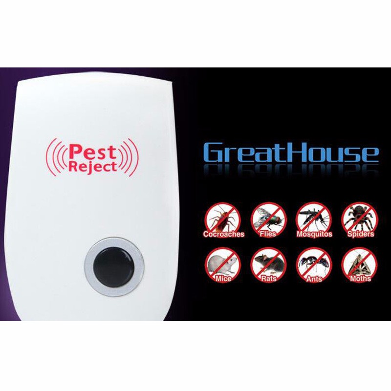 Free Shipping, Ultrasonic Electronic Insect Repellant, Electronic Driven Mouse Quack Flyer(China (Mainland))