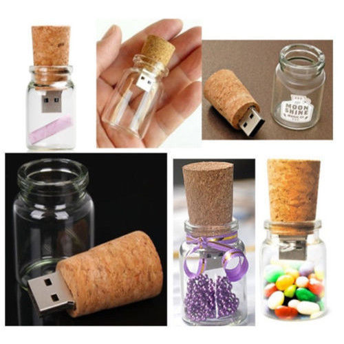 Free shipping 10 pieces/lot 1gb 2gb 4gb 8gb message glass bottle souvenir usb cheap usb flash drives wholesale<br><br>Aliexpress