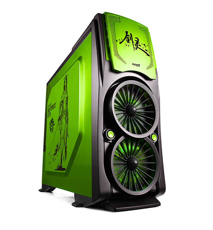 2015 New Time-limited Stock Atx Full Tower Aluminum Alloy Computer Cases And Towers Comptuer Case,usb3.0,game Case,free Shipping(China (Mainland))