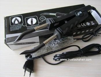 Loof слияние наращивание волос железо кератина склеивание инструмент регулируемый ...