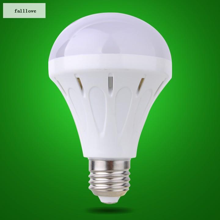 Hot E27 27 220v 7w Smd3014 Led Light Cold White Warm White Energy Efficient Bulb Lamp 19615 In