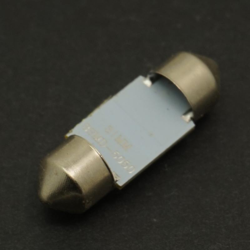 Источник света для авто 10 31 36 39 41 12V C5W 3 SMD Carng