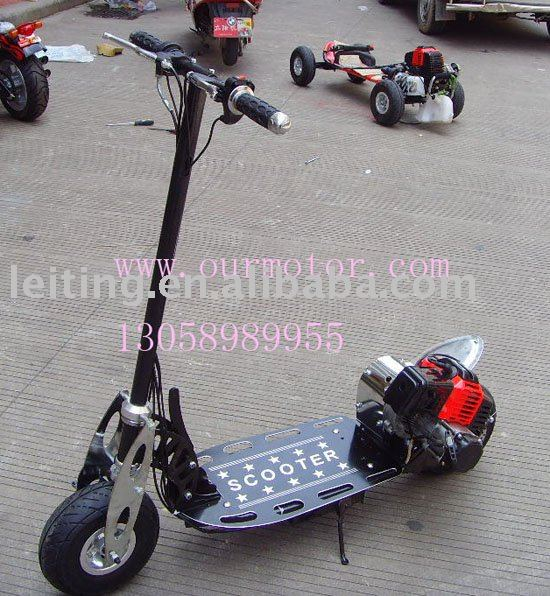 49CC Gas scooter/G SCOOTER003(LT-249)(China (Mainland))