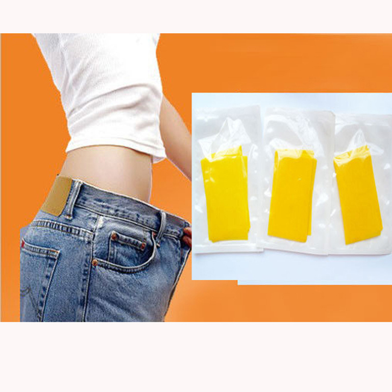 Wholesales 50pcs Slim Waist Patches Weight Loss Products Strong Efficacy Slimming Patches For Female Beauty Diet Fat Burning(China (Mainland))