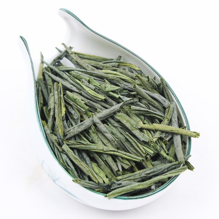 Free Shipping 2013 New Green Tea Chinese Famous Luan Guapian Fragrant Tea 50g/bag<br><br>Aliexpress