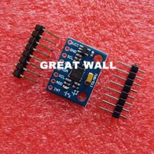 GY-521 MPU-6050 MPU6050 Module 3 Axis analog gyro sensors+ 3 Axis Accelerometer Module(China (Mainland))