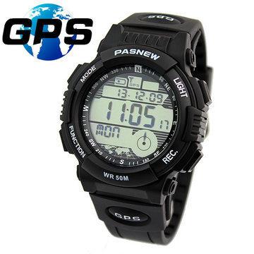 Выбираем лучшие GPS-часы от часов с датчиком GPS от