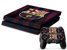 Cool Skin Sticker Brighten your play station  For PlayStation 4 PS4 Console + 2Pcs Free Controller Cover Decals