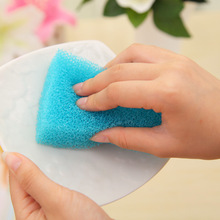 5Set Household Cleaning Tools & Accessories Kitchen Imitation Loofah Sponge Brush Scrubbing Pots Dishwashing Brush F4589(5)