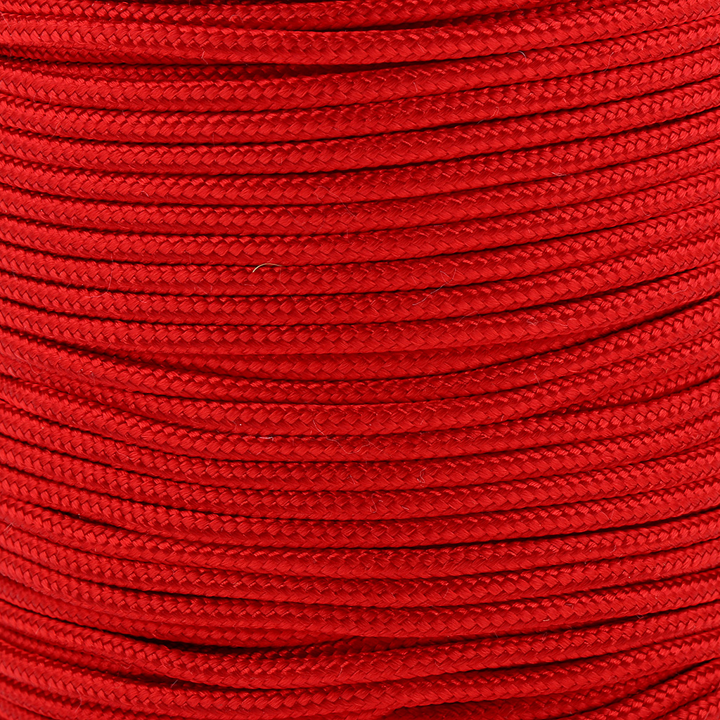 2mm 50m Paracord 6-Strand Parachute Cord Tie Down Rope Outdoor Tent Guy Line Camping Accessories