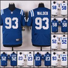 100% Elite men Indianapolis Colts 93 Erik Walden 58 Trent Cole 52 D'Qwell Jackson 23 Frank Gore A-1,camouflage(China (Mainland))