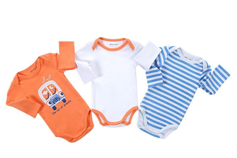 Детский комбинезон Infantil 3pieces/100% 4