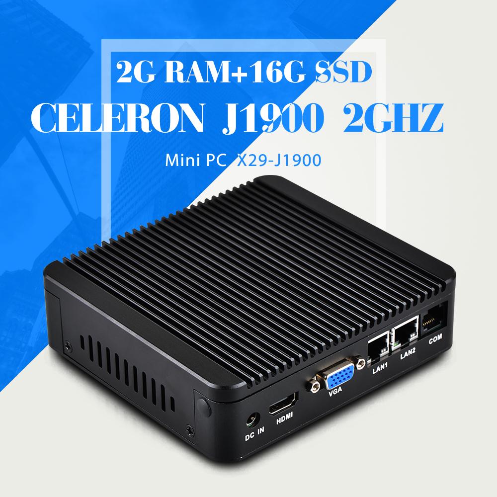 Low price and best quality smallest computer J1900 mini pc thin client lowest price fanless pc super mini desktop PC-station<br><br>Aliexpress