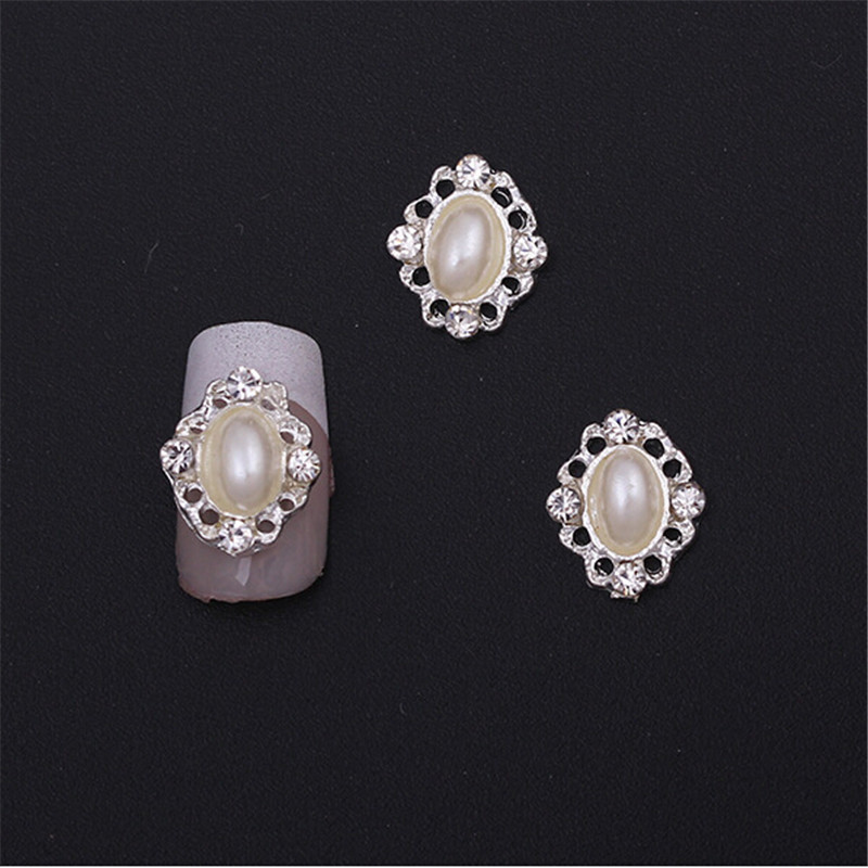 1Fashion style 3D Design DIY Rhinestone Nail Art Sticker Nails Decal Manicure nail tools - Online Store 539425 store
