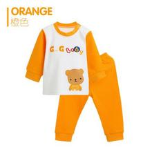 2016 new arrival baby girls and boys clothing long sleeve sleepwear suits spring/autumn Infant cotton clothes Cartoon Pajamas 26(China (Mainland))