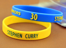 New arrival basketball sport with NBA star logo silicone wristband gym fitness bands power energy bracelets rubber men jewelry(China (Mainland))