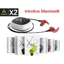 Jaybird X2 wireless headphone mini sport gaming bluetooth earphones headphones Fire/Ice/Charge/Alpha/Storm white/Midnight black