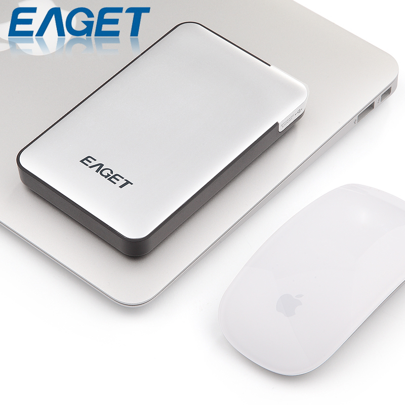 Original Eaget G30 1TB 2TB External Hard Drive Portable USB 3.0 High Speed Mobile Hard Disk Genuine Guarantee(China (Mainland))