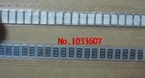 Бесплатная Доставка 4000 ШТ. 2512 100 К, 100 К ОМ 5% smd пленка толщиной чип резистор 100 4000