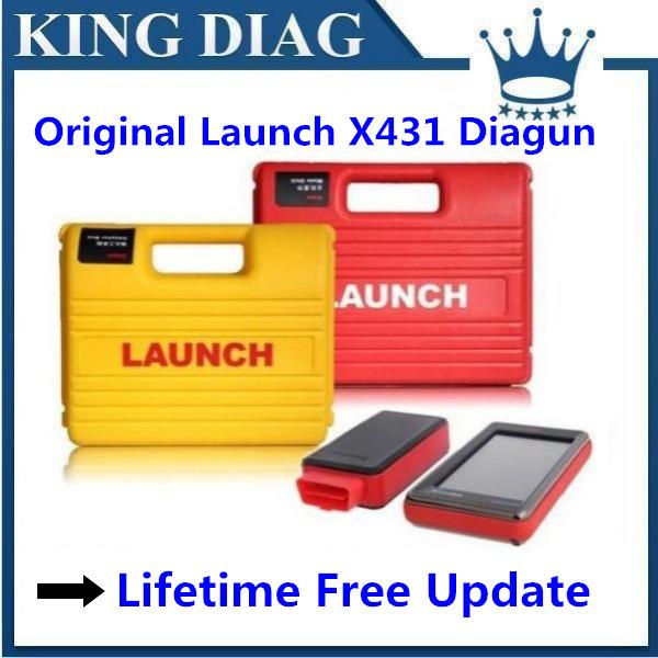 Only 7 Days Promotion! 2015.5 version Multi-language Launch X431 Diagun Full Set +Lifelong free update +3 years warranty(China (Mainland))