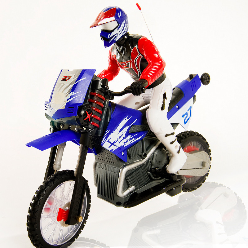 Motorcycle toy electric remote control motorcycle car model very cool(China (Mainland))