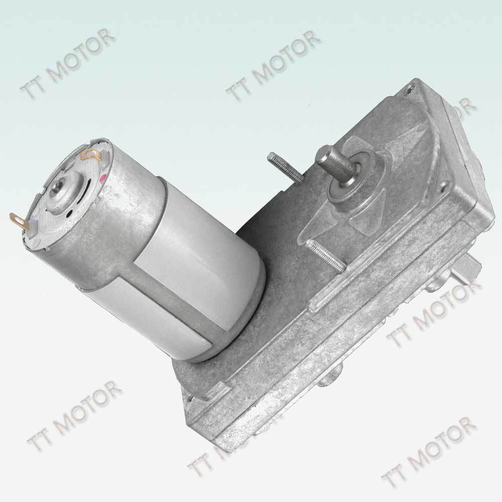 Low speed and high torque 12v dc gear motor for vending for High torque air motor