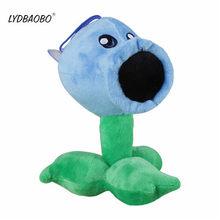 LYDBAOBO 1 PC 14 ~ 18 CM 20 Estilos Bonito Plants VS Zombies Boneca macio Recheado de Brinquedos de Pelúcia Brinquedo Encantador Do Bebê Presentes de Aniversário Para crianças(China)