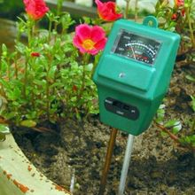 3 in 1 PH Tester Soil Detector Water Moisture Light Test Meter Sensor for Garden Plant Flower HH2(China (Mainland))