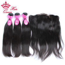 ear to ear lace frontal closure with bundles(China (Mainland))