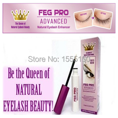 FEG PRO ADVANCED Eyelash Cilios 100% Original For the Growth of Eyelashes(China (Mainland))