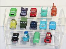 14pcs/lot Anime Cartoon Pixar Cars Figures Full Set Mini Model Toys Classic Toys Kids Christmas