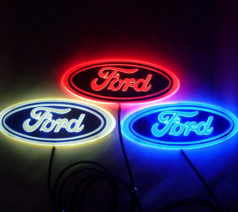Led Ford Emblem Promotion Shop For Promotional Led Ford