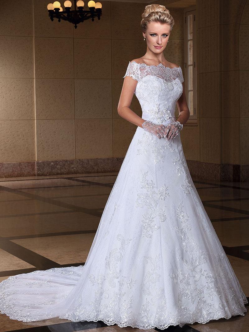 New Style Wedding Dresses 2017 In : Wedding dress vernassa vestido de noiva in dresses from