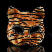 Buy 2016 Factory Direct Masquerade Prom Party Mask 2015 Fashion Halloween Mask Animal Cat Face Masks Festive & Party Supplies 5Z for $2.94 in AliExpress store