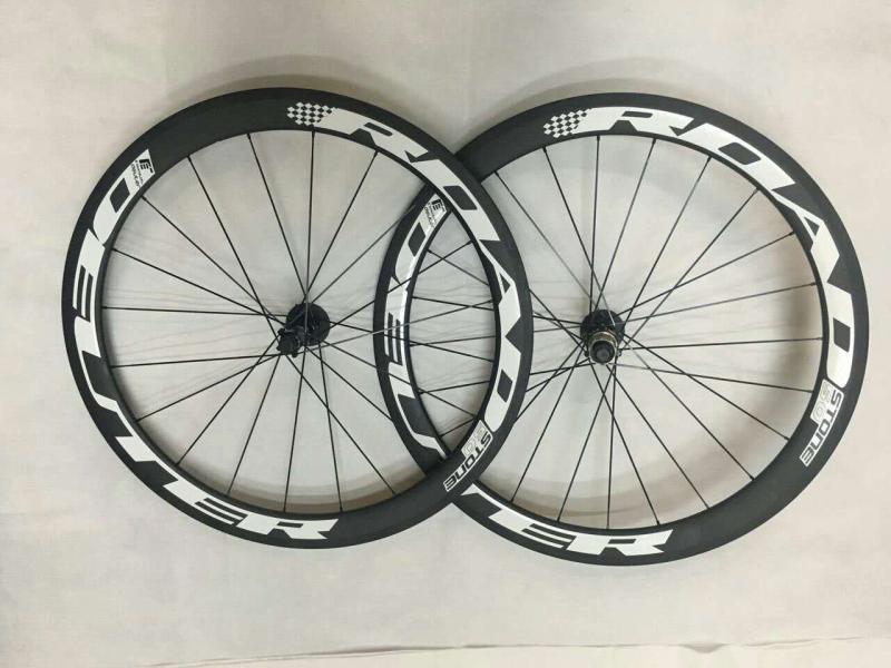 Germany Deuter carbon wheels 700C full carbon fiber road bike wheels,Clincher type bike wheels with Deuter hubs(China (Mainland))