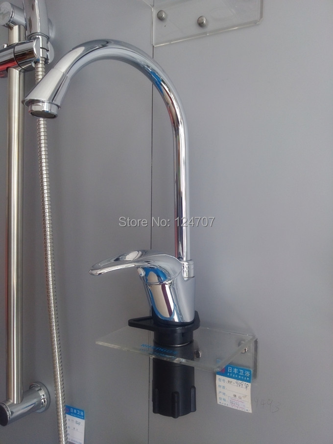 Buy New Style Top Sell Fashion Bathroom Faucets Copper Singl