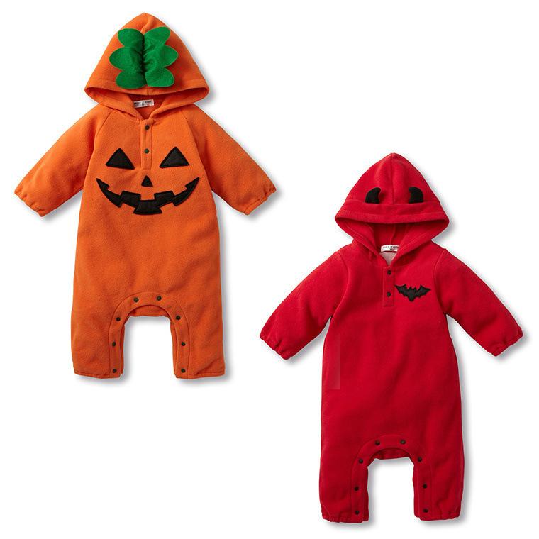 Baby Boy Gifts Halloween : Cartoon baby boy halloween romper long sleeve cotton