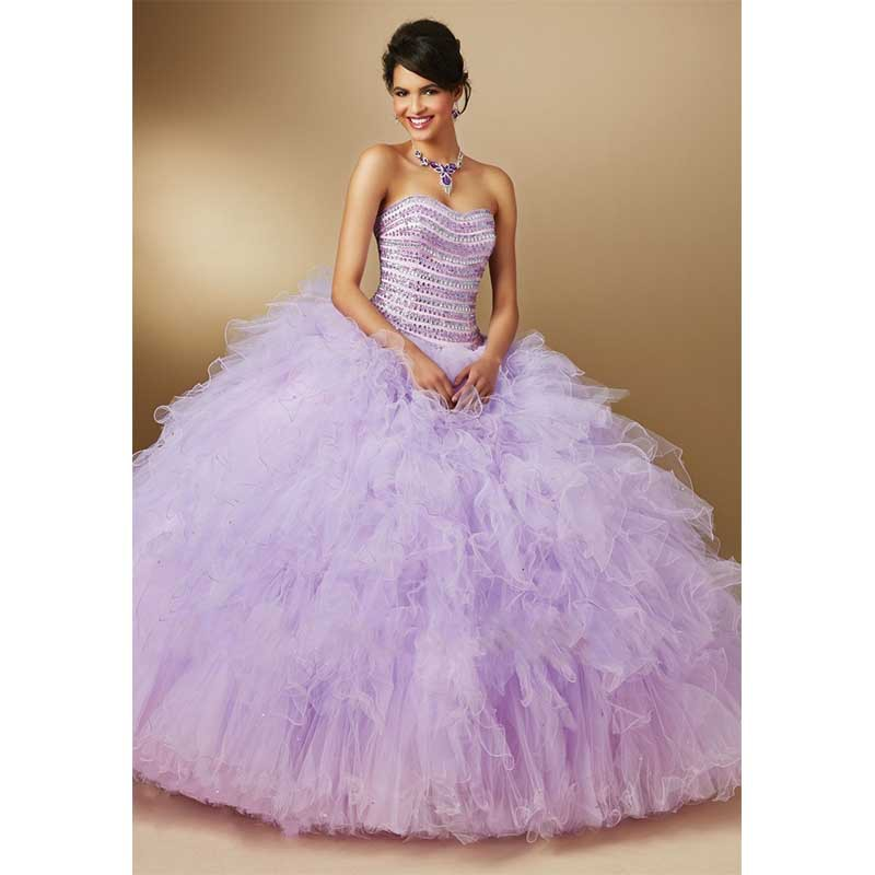 Aliexpress.com : Buy Plus Size Cheap Quinceanera Gowns ...
