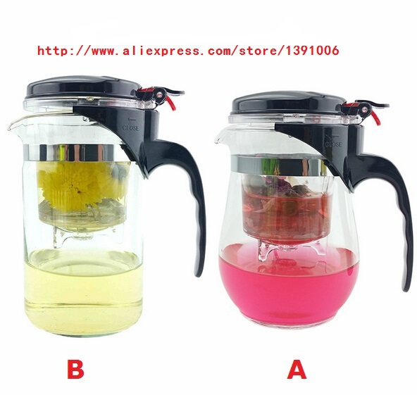 Free 500g Oolong Tea 500ml glass tea pot chinese tea set kung fu tea set and