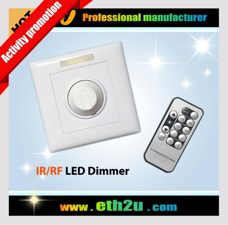 IR 220V LED dimmer switch.90V~240V,110V 220V 230V,Suitable for TRIAC driver,ETH-8006,Free shipping(China (Mainland))